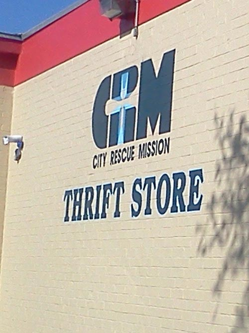 Thrift Store  City Rescue Mission Jacksonville