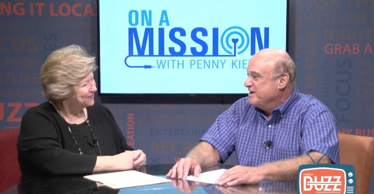 """""""On a Mission"""" with Tony Sleiman"""