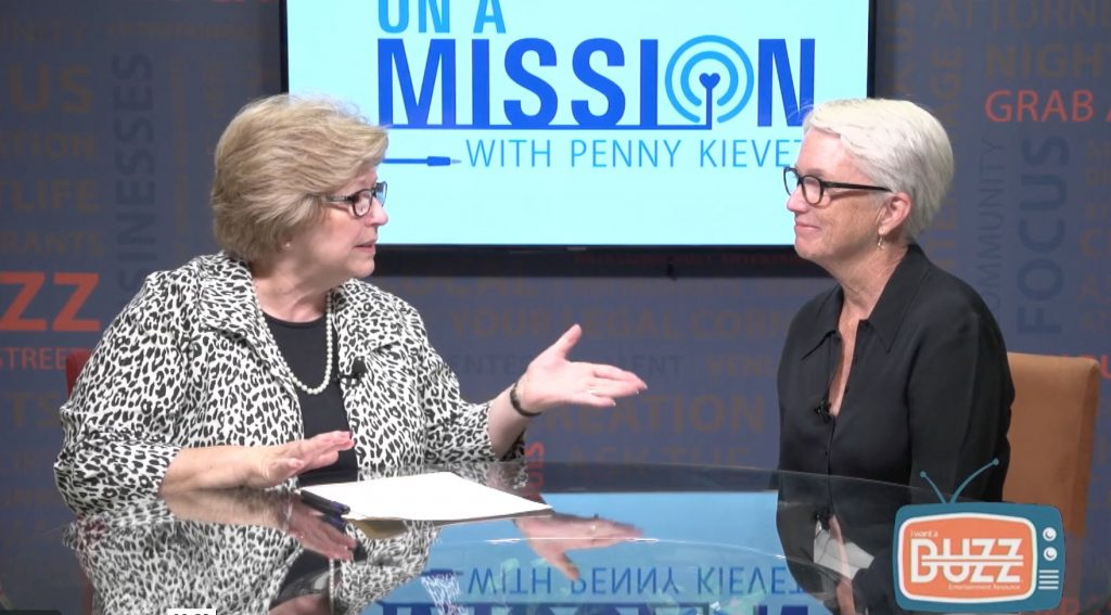 """On a Mission"""" with Rena Coughlin"""