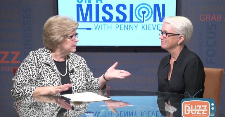 "On a Mission"" with Rena Coughlin"