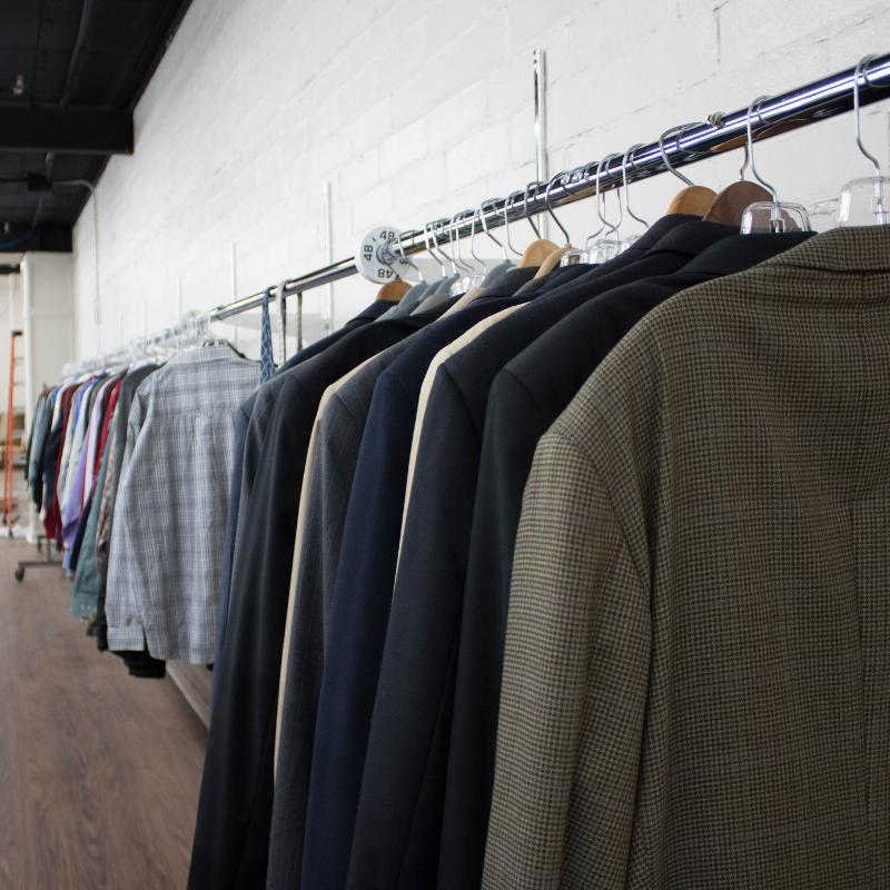 Community Closet - City Rescue Mission